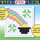 Pot of Gold Mystery Pix Puzzle {PowerPoint}