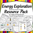 Potential and Kinetic Energy Resource Pack