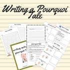 Pourquoi Tale Writing