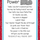 Power Rock Poem