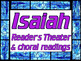 Power point: choral reading Isaiah 45