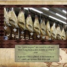 PowerPoint: Getting to know Jamon Iberico! Spanish food culture