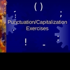 PowerPoint Punctuation and Capitalization (English and Writing)