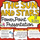 PowerPoint - The Sun and Stars