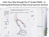 PowerPoint of Color Your Way Through the STAAR Coloring Bo
