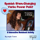 Spanish Stem-Changing Verbs PowerPoint
