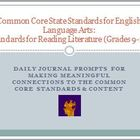 PowerPoint:Mini-Lessons for Common Core Standards for Read
