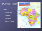 Powerpoint on Types of Maps and Their Uses