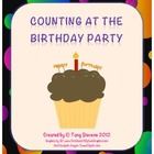 Practice: Counting at the Birthday Party
