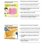 Practice Reading Graphs:  USA Today Worksheet