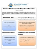 Practice in follow up questions in Spanish (based on Great
