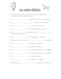 Practice with Conjugating French Reflexive Verbs