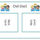 Pragmatics Bundle #2 - Chit Chat Resources (Get both for o