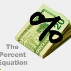 Pre-Algebra: (RP.9) &quot;The Percent Equation&quot; Prezi/iPad Lesson