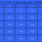 Pre-Civil War Innovation, Industrialization & Reform Jeopardy!