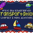 Pre-K and K Transportation Unit