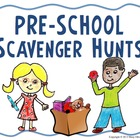 Pre-School Scavenger Hunt Activities