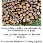 PreCalculus Activity Pack