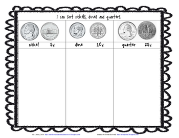 PreK-1st Math Station Activities {FREE}
