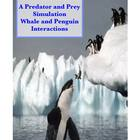 Predator/Prey Interactions: Penguins & Whales (Hands-on activity)