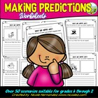 Predicting... What Will Happen Next? Writing Sheets