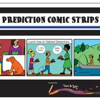Prediction Comic Strips - A Focused Reading Skills Activity