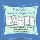 Prediction Graphic Organizers for any text