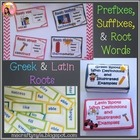 Prefix Suffix and Root Words Bundle