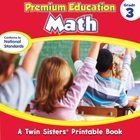 Premium Education Math Grade 3