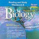 Prentice Hall Biology  - Reading and Study Workbook A - NEW