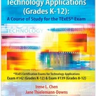 Preparing for Texas Teacher Certification in Technology Ap