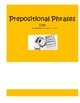 Prepositional Phrases Mini Lessons