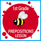 Prepositions-First Grade Common Core Lesson