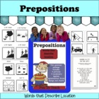Prepositions - Grammar Unit