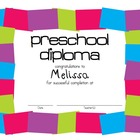 Preschool Diploma