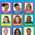 Preschool Feelings Poster