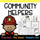 Preschool Lesson Plans- Community Helpers