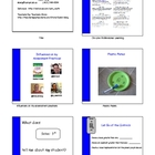 Presentation-High School Math Assessment Handout