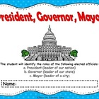 President, Governor, and Mayor Flipbook