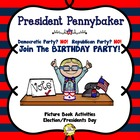 President Pennybaker Picture Book Activities for Election