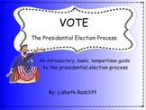 Presidential Election 2012 - SMARTboard lesson -  an intro