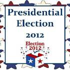 Presidential Elections 2012 Slideshow and Activities Pack
