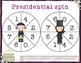 Presidential Math and Literacy Activities