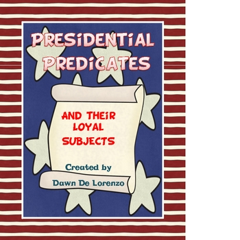 Presidential Predicates and Their Loyal Subjects