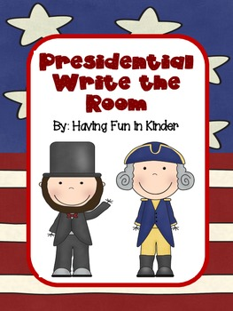 Presidential Write the Room with Blends