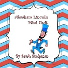 President's Day- Abraham Lincoln Mini Unit