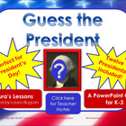 President's Day Activity: Guess the Presidents PowerPoint