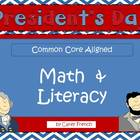President&#039;s Day (Common Core Aligned)