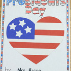 Presidents&#039; Day Craft Book