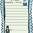 President's Day Creative Writing Prompt